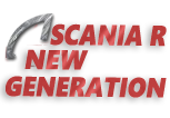 SCANIA R NEW GENERATION