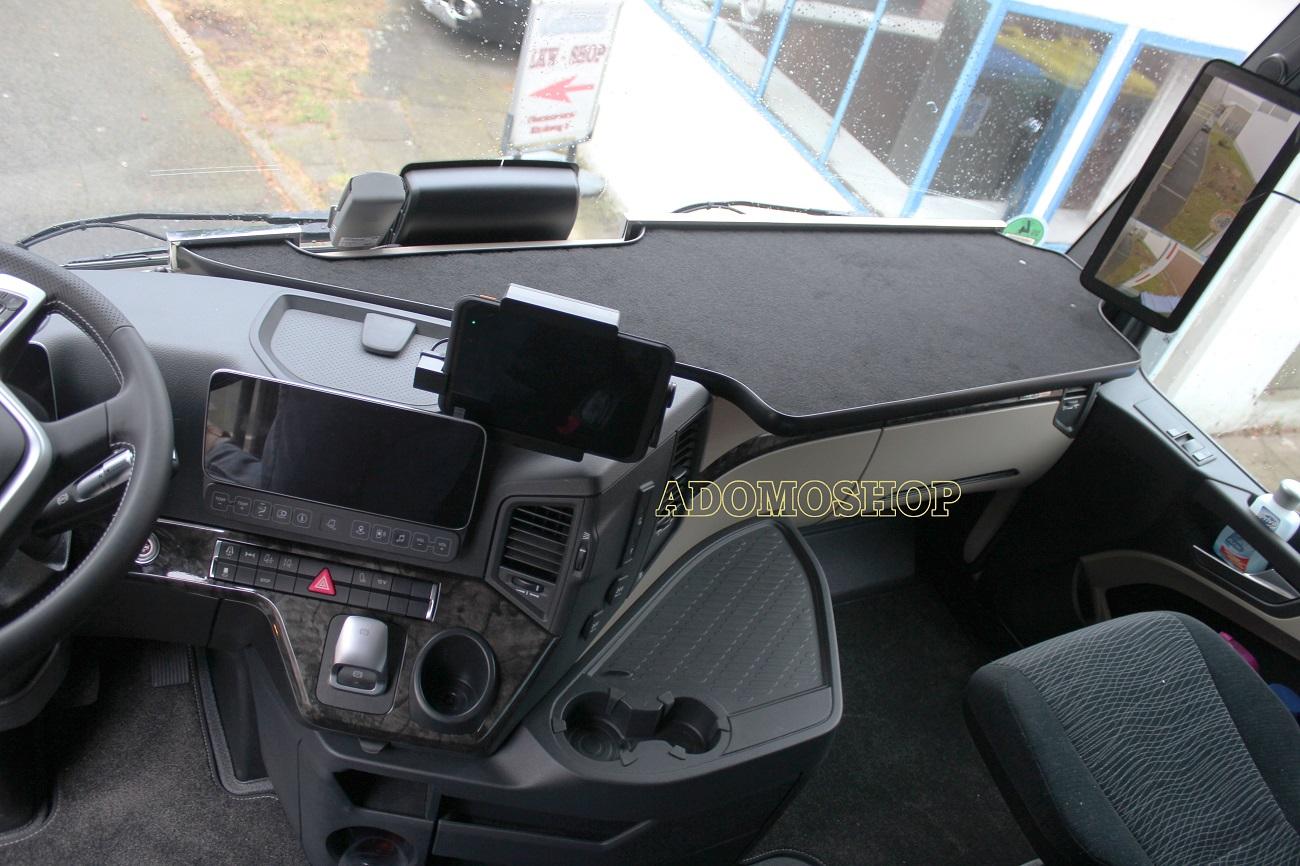 Lkw Tisch für Actros MP5 und MP4, schwarz