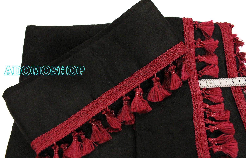 adomo lkw shop gardinen f r volvo fh4 schwarz bordorot. Black Bedroom Furniture Sets. Home Design Ideas