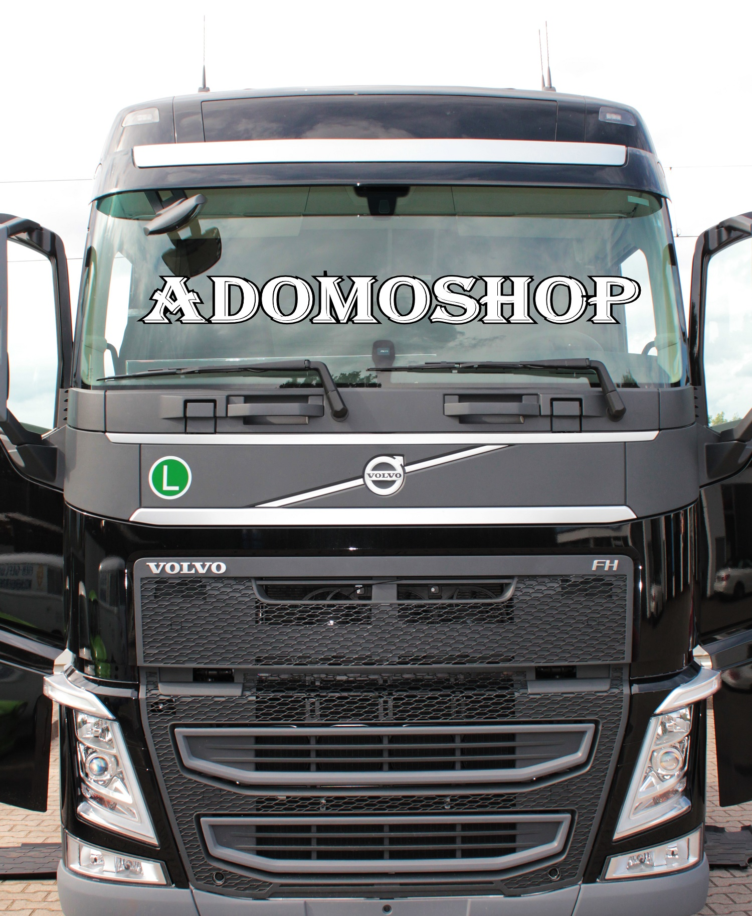 adomo lkw shop lkw tisch f r volvo fh4 ab 2013. Black Bedroom Furniture Sets. Home Design Ideas